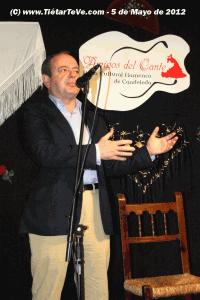 I Concurso Nacional de Cante Flamenco Villa de Candeleda - José María Monforte