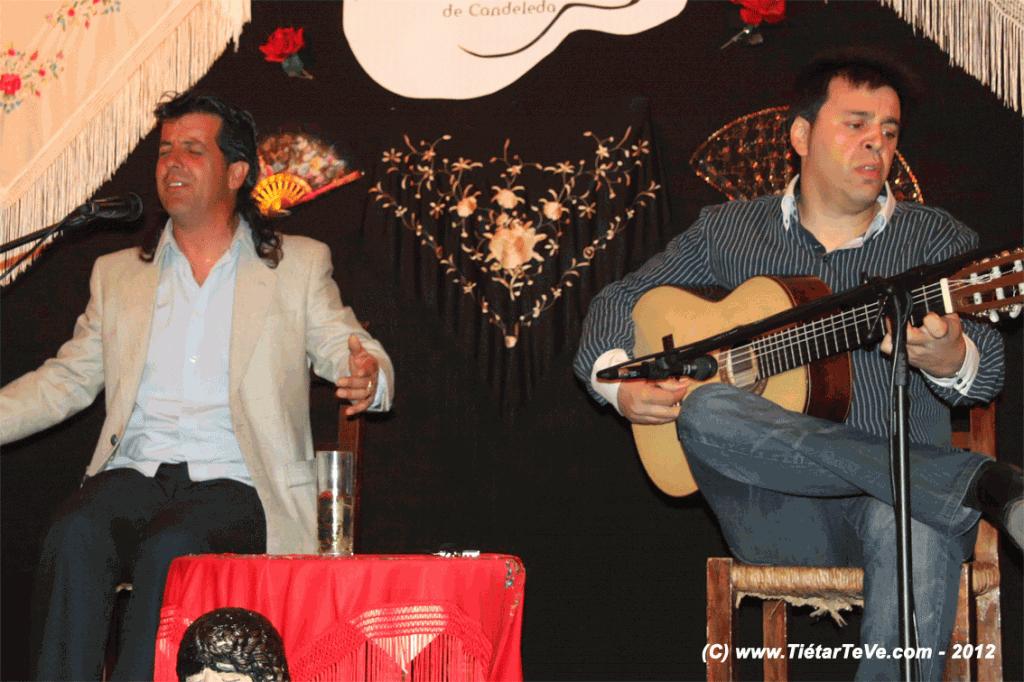 I Concurso Nacional de Cante Flamenco Villa de Candeleda - El Cano