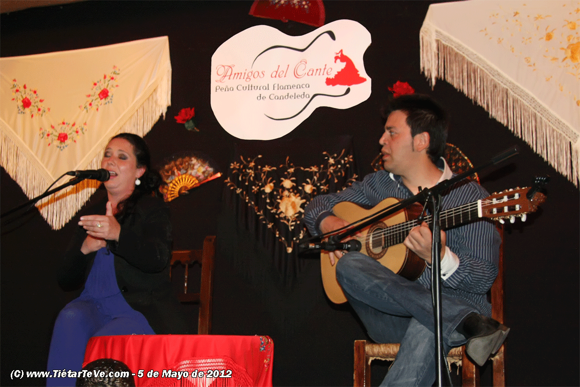 I Concurso Nacional de Cante Flamenco Villa de Candeleda - La Yiya