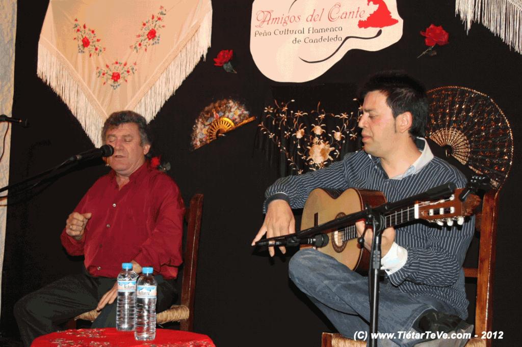 I Concurso Nacional de Cante Flamenco Villa de Candeleda - Cascabel de Ávila
