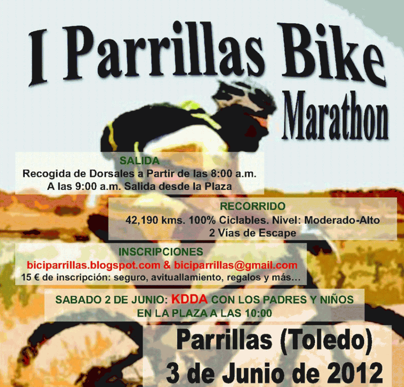 I Parrilas Bike Marathon