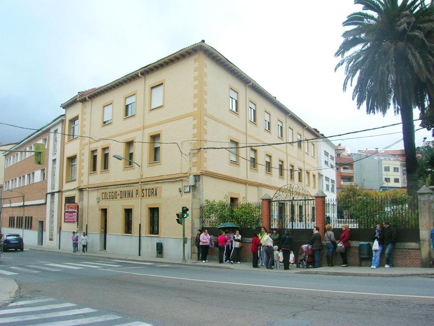 Colegio Divina Pastora de Arenas de San Pedro