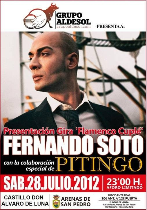 Concierto Fernando Soto