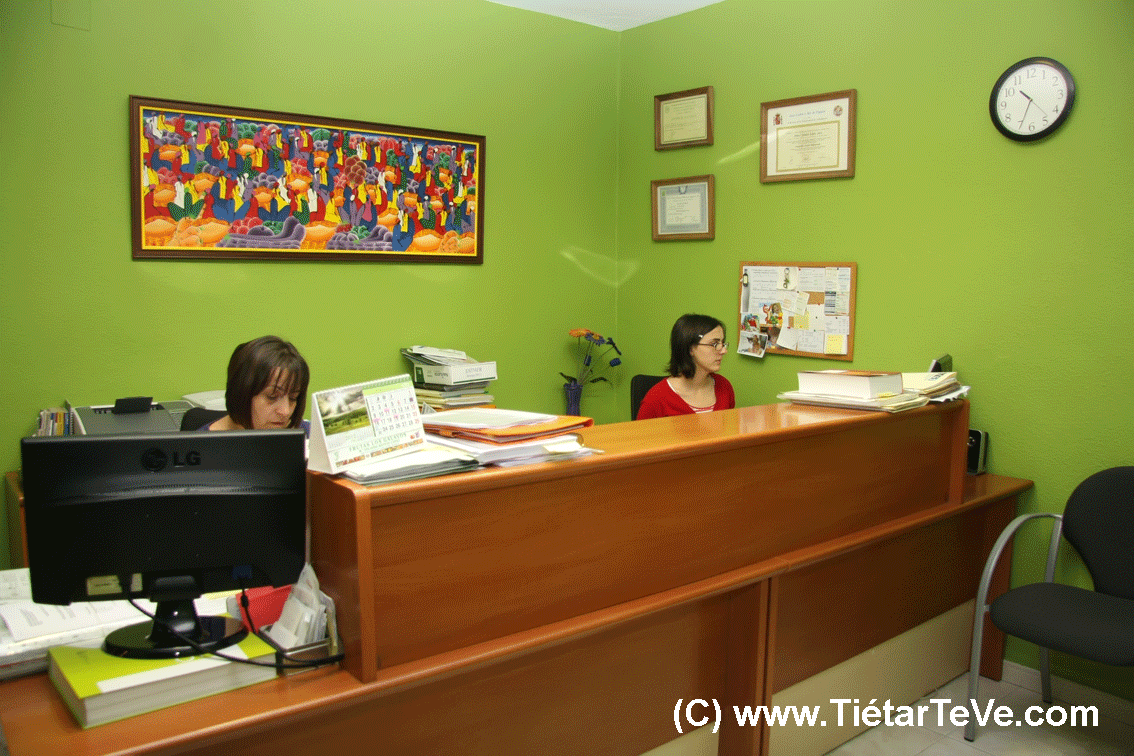 Despacho AIGS - Carlos Vidal Fernández - Asesoramiento Integral Gredos Sur - Arenas de San Pedro - TiétarTeVe.com