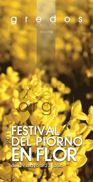 Festival del Piorno Flor 2012 - Gredos Norte
