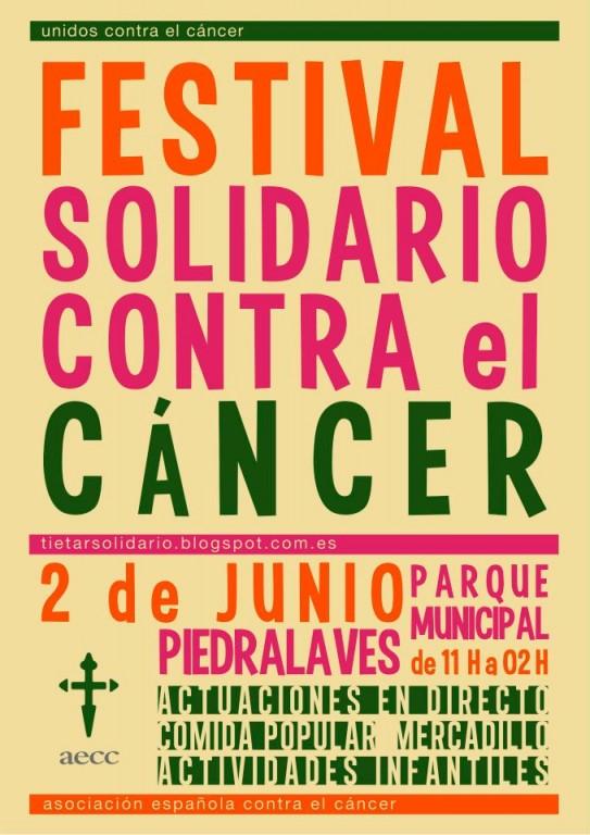 Festival Solidario contra el Cánder en Piedralaves
