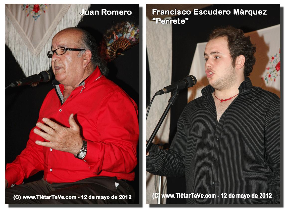 Juan Romero- Francisco Escudero