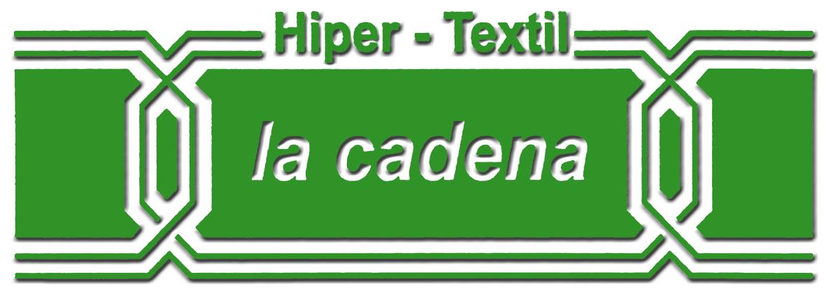 Logotipo Hiper Textil La Cadena Arenas de San Pedro