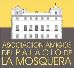 Logotipo Asociación de Amigos del Palacio de La Mosquera