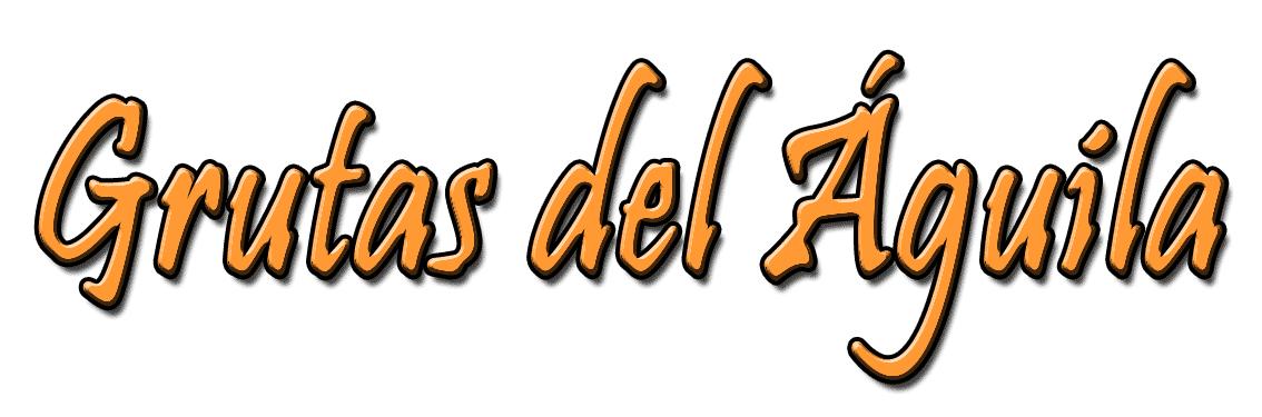 Logotipo Grutas del Águila
