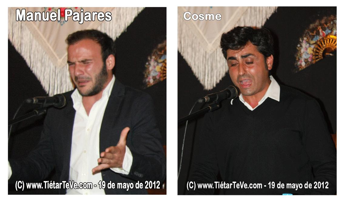 Manuel Pajares - Cosme