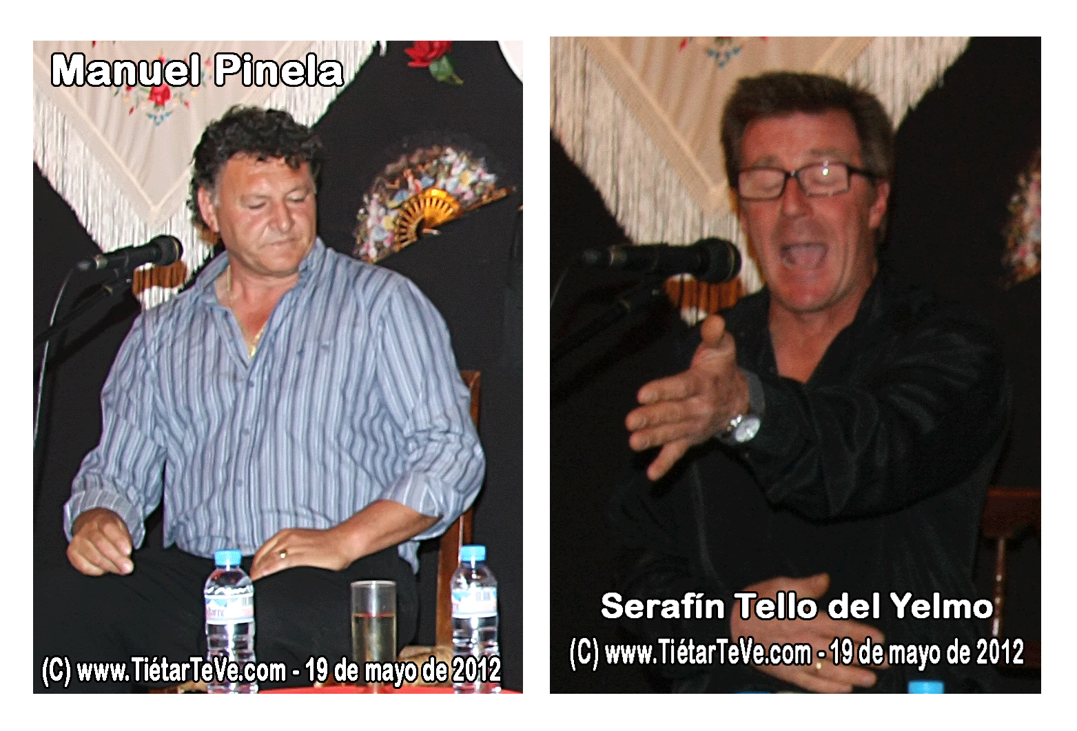 Manuel Pinela - Serafin Tello del Yelmo