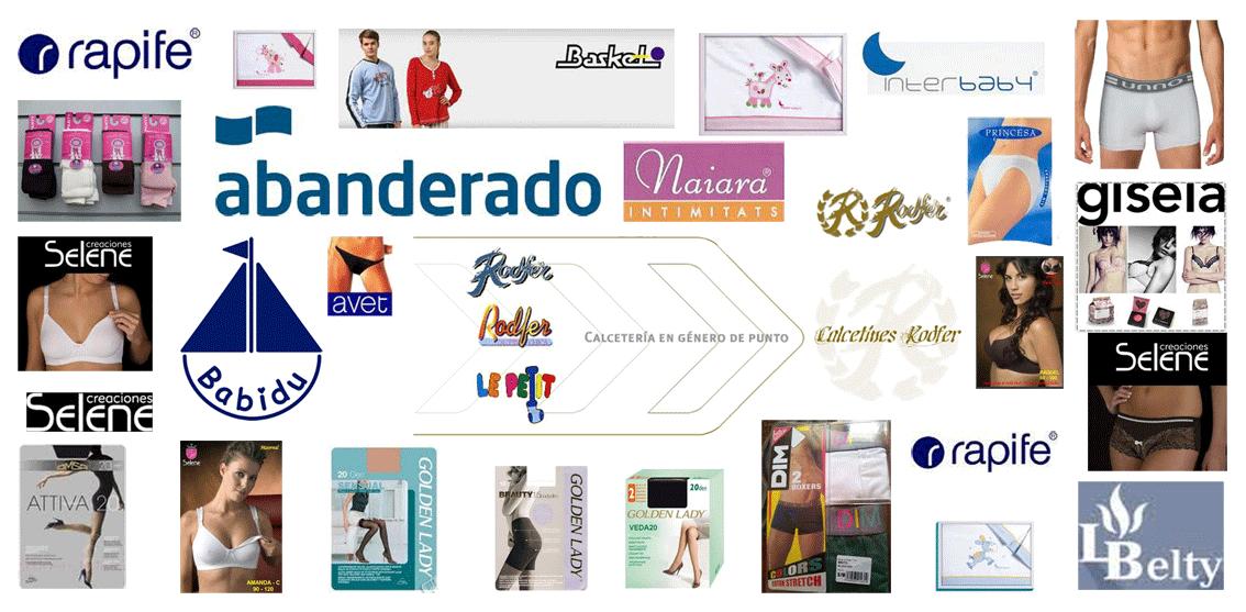 Marcas Hiper Textil La Cadena