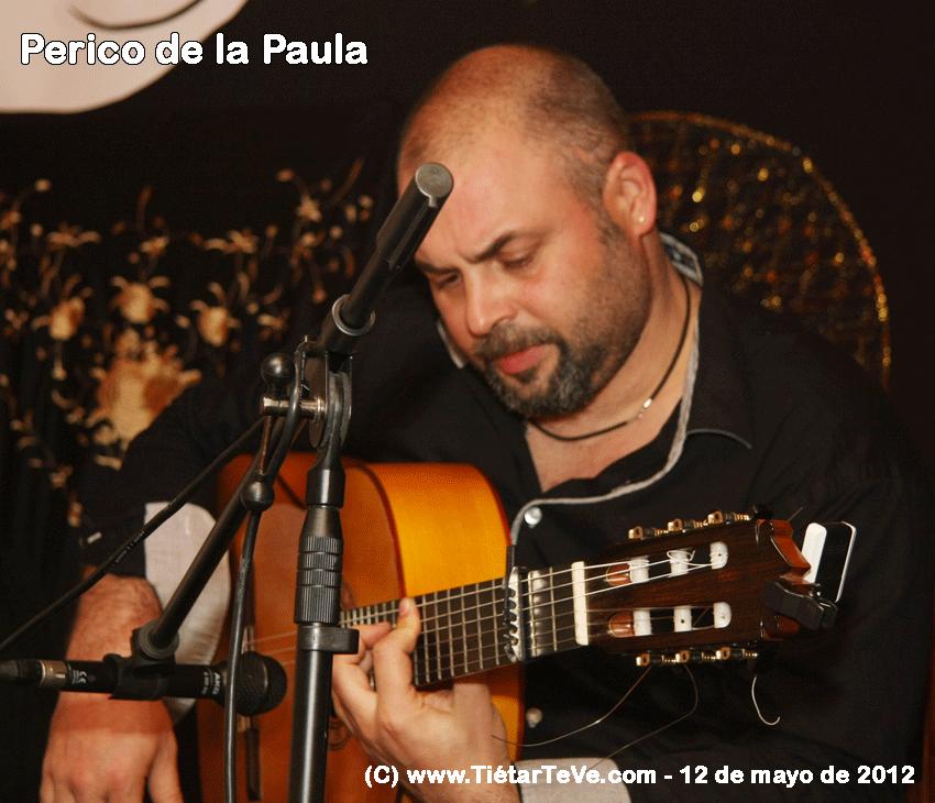 Perico de La Paula