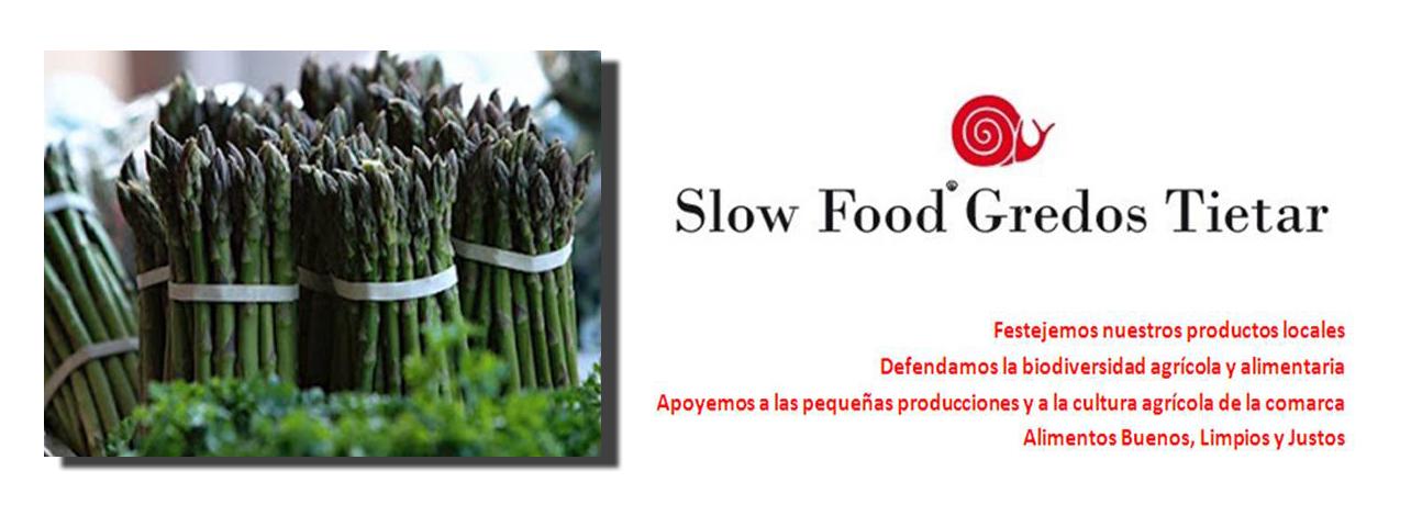 Slow Food Gredos Tiétar - Degustación de Espárragos en Lanzahíta