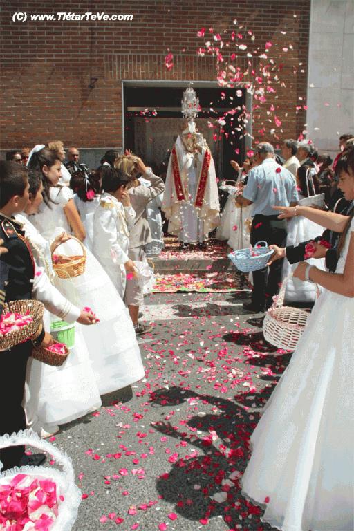 Procesión del Corpus Christi de Arenas de San Pedro