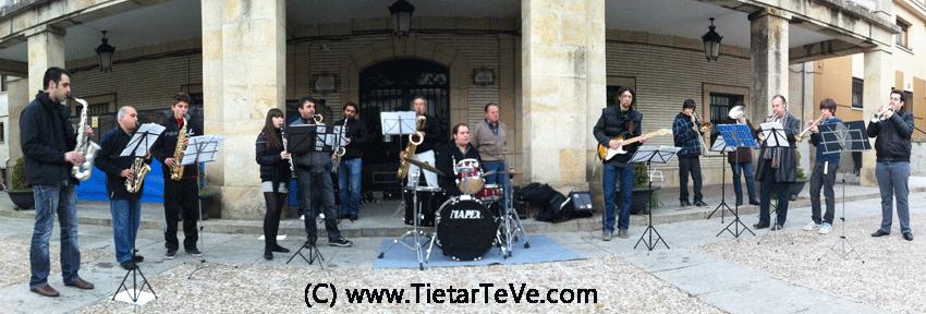 Big-Band de Arenas de San Pedro