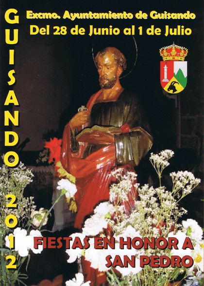 Fiestas San Pedro - Guisando 2012