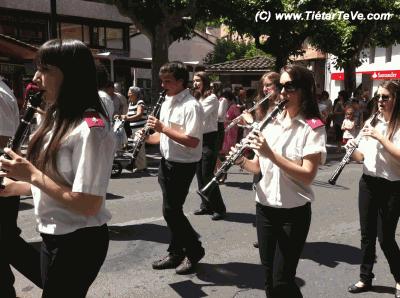 Banda Municipal de Música de Arenas de San Pedro