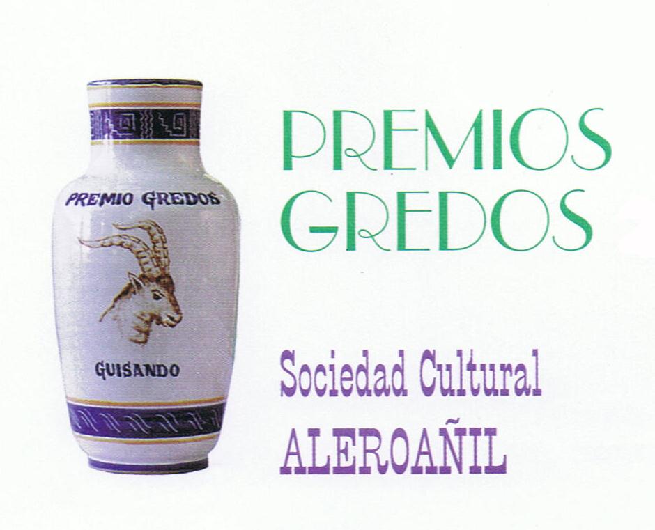 Premios Gredos - Sociedad Cultural Aleroañil