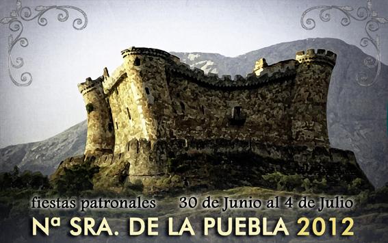 Fiestas Nuestra Señora de la Puebla 2012 - Mombeltrán