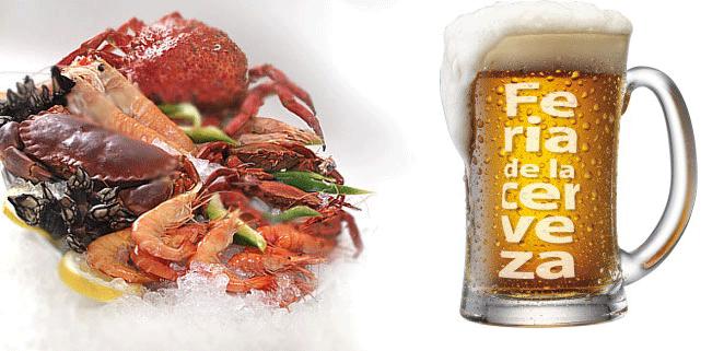 Fiesta del Marisco y Fiesta de la Cerveza