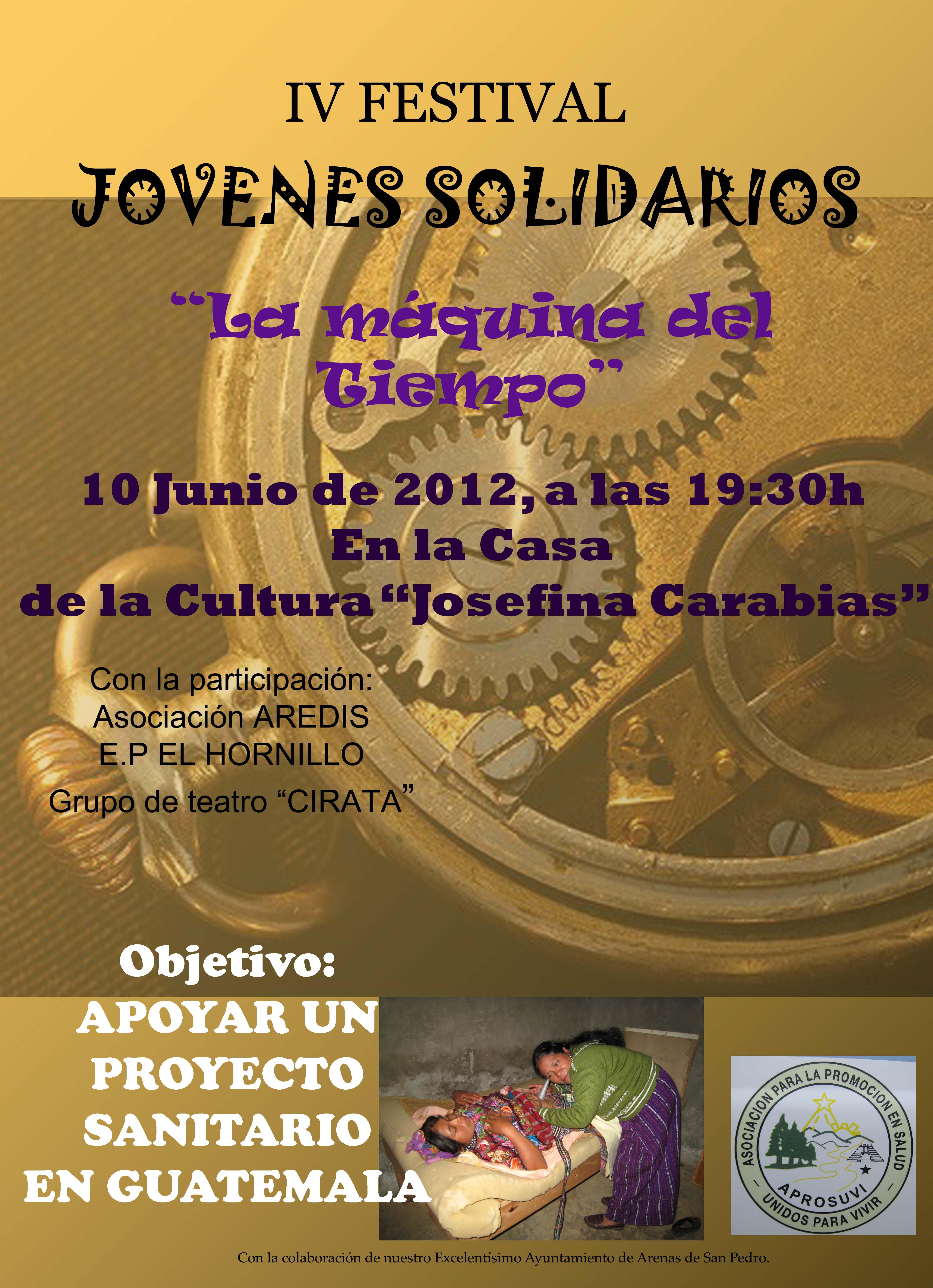 VI Festival Jóvenes Solidarios