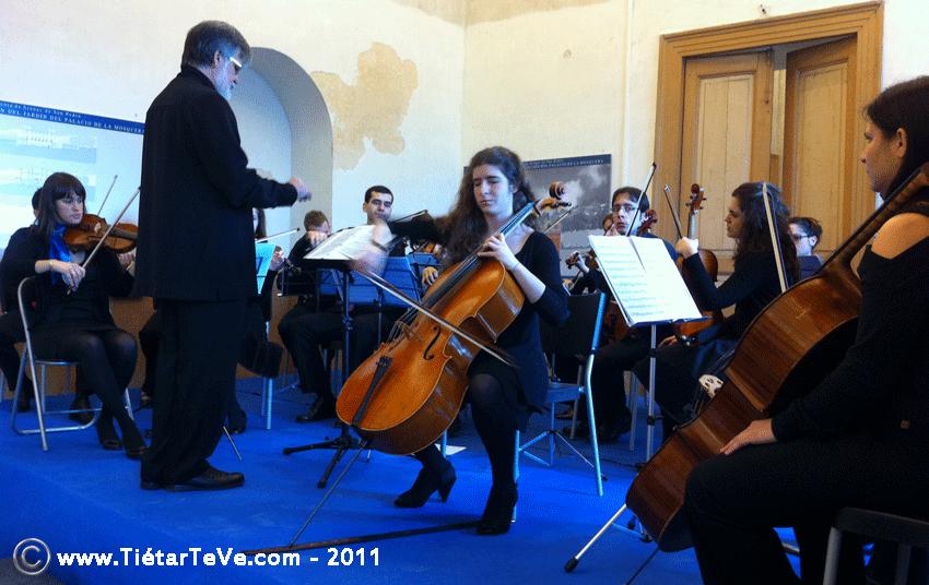 Concierto de la Orquesta Iuventas bajo la Dirección de Rubén Fernández