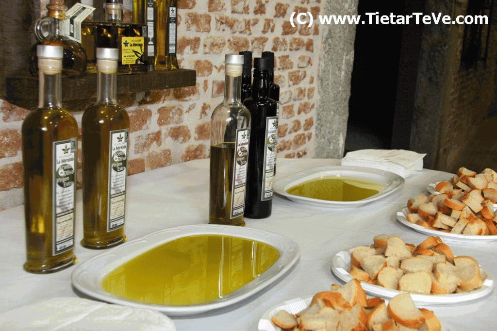 Cata de Aceites de Oliva Virgen Extra en Santa Cruz del Valle