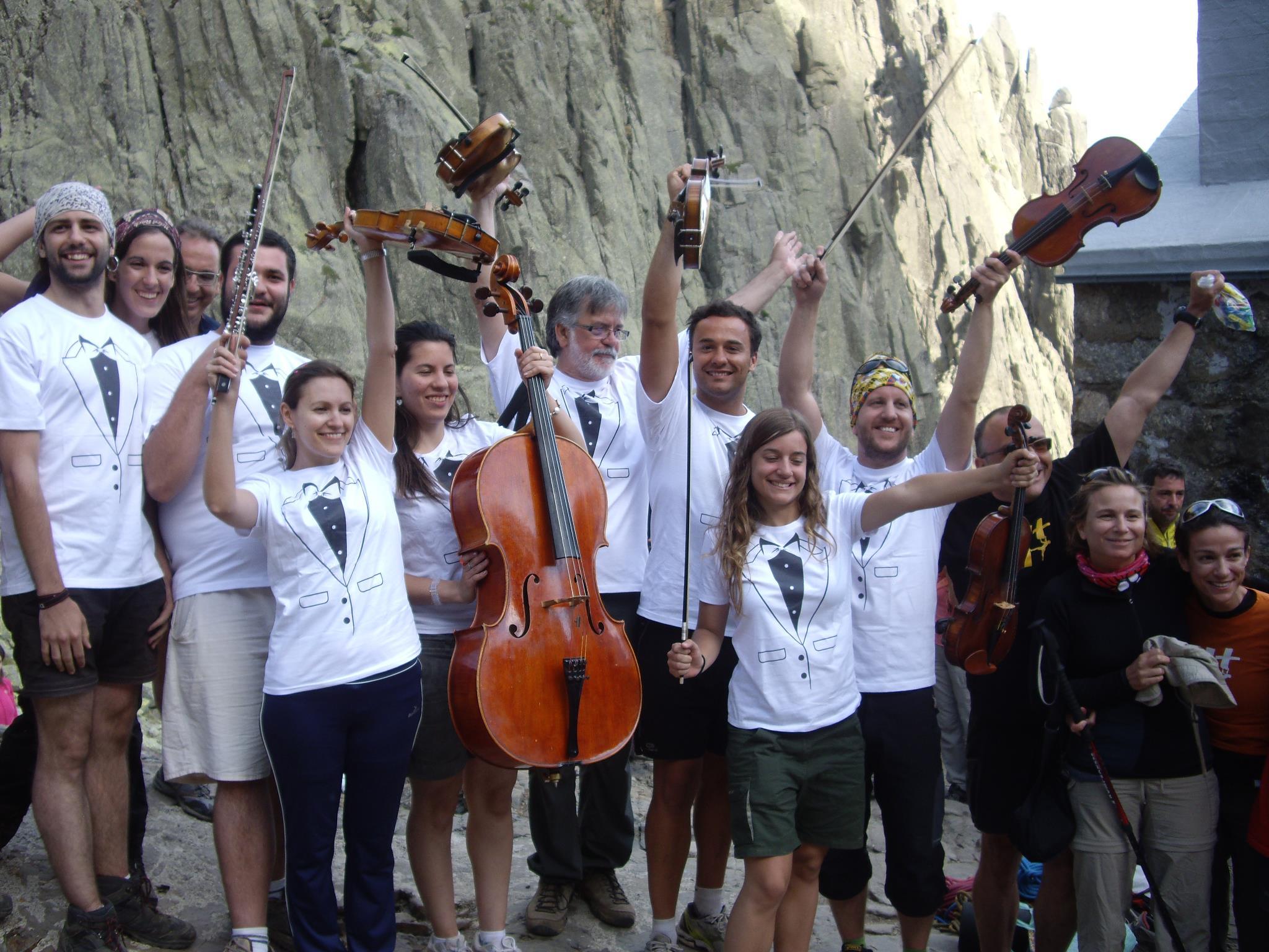 2012-07-21 Concierto en Los Galayos - Foto: Alejandro Muñoz Cajal