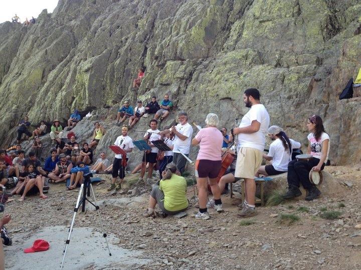 2012-07-21 Concierto en Los Galayos - Foto Fernando Quiros Barba