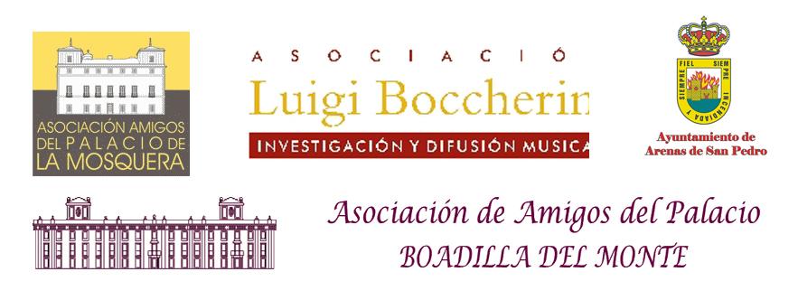 Logos 4º Festival Luigi Boccherini