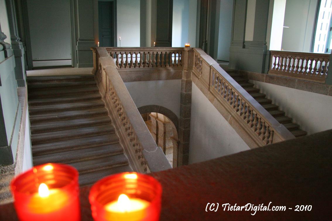 Palacio del Infante don Luis de Borbón y Farnesio o Palacio de la Mosquera de Arenas de San Pedro - TiétarTeVe