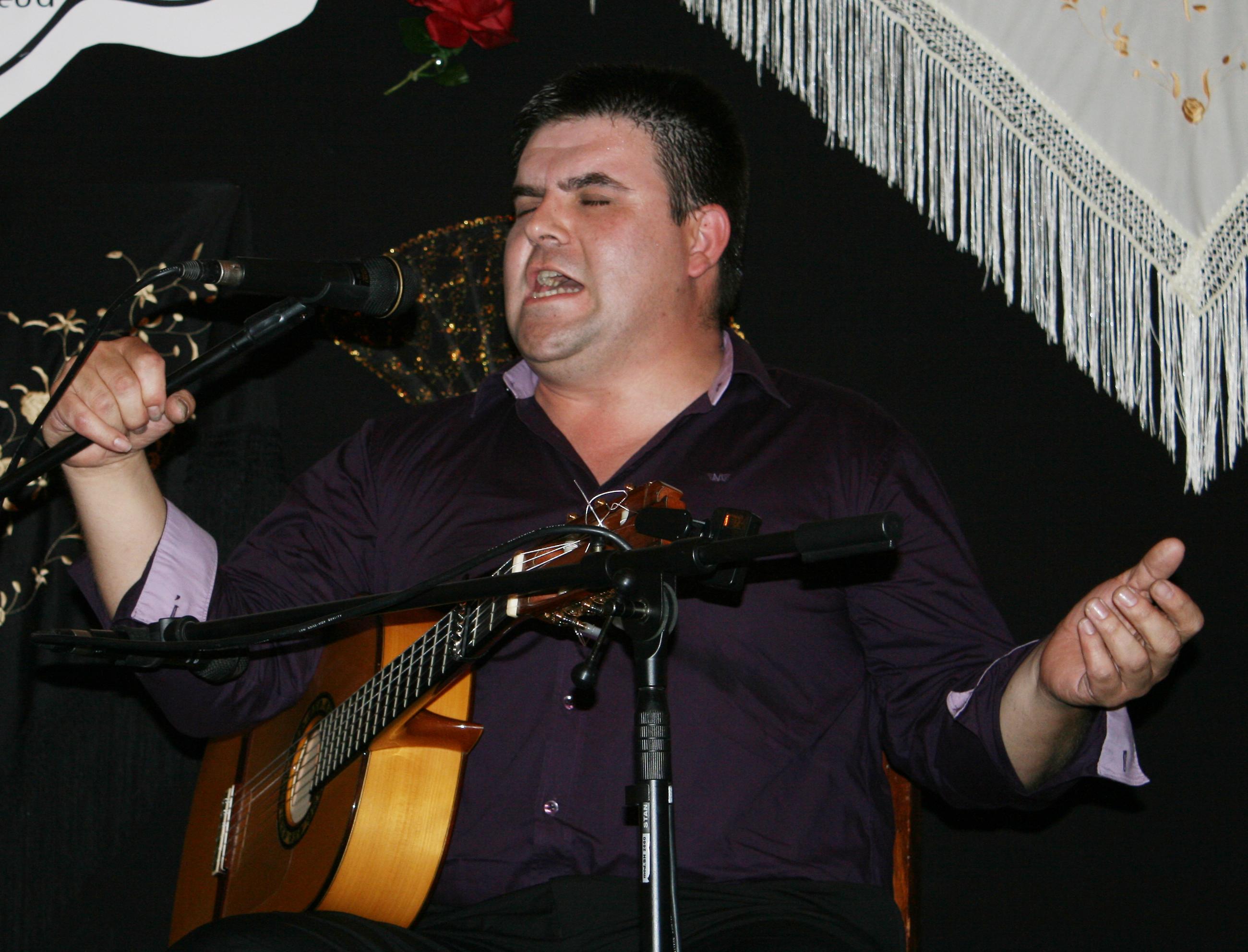 Ricardo Fernandez del Moral de Ciudad Real