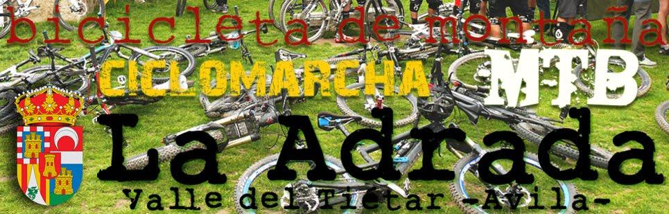 II Ciclomarcha Villa de La Adrada