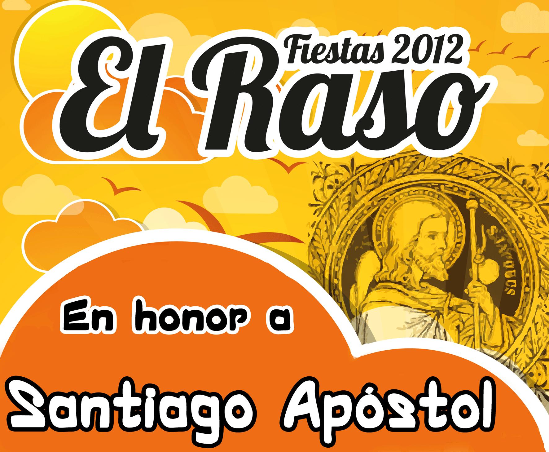 Fiestas en honor a Santiago Apóstol en El Raso de Candeleda