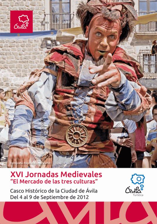 XVI Jornadas Medievales de Ávila - Mercado de las Tres Culturas