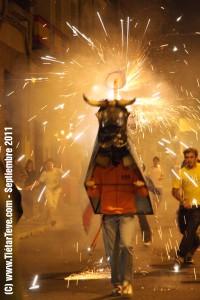 Toros de Fuego de Arenas de San Pedro