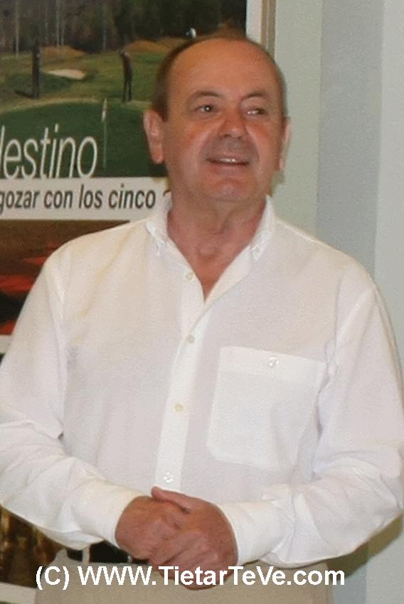 José María Monforte Carrasco - Alcalde de Candeleda