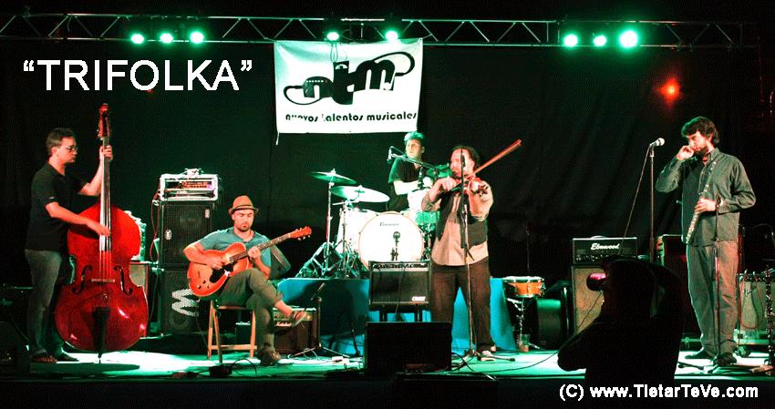 2012-08-03 Nuevos Talentos Musicales - Trifolka