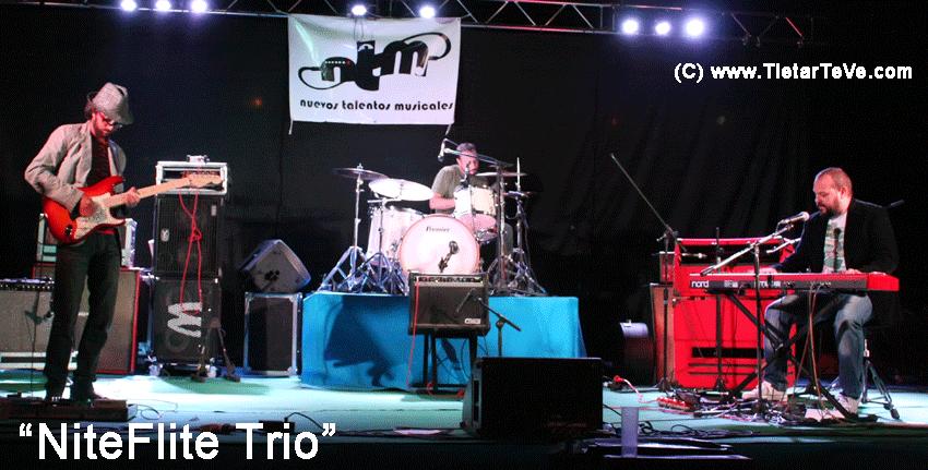 """Nuevos Talentos Musicales - """"NiteFlite Trio"""""""