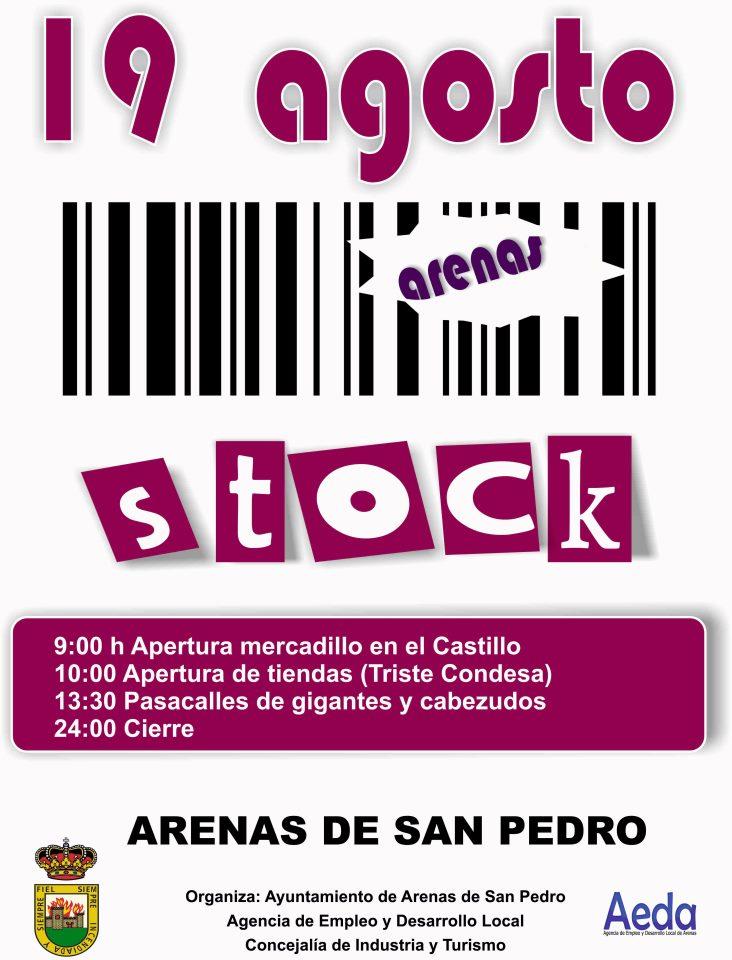 Arenas Stock 19 Agosto 2012