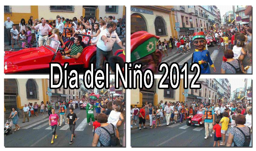 Día del Niño 2012 Arenas de San Pedro