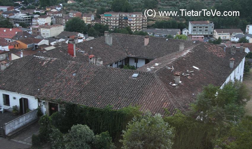 Casa de Oficios del Palacio de la Mosquera de Arenas de San Pedro