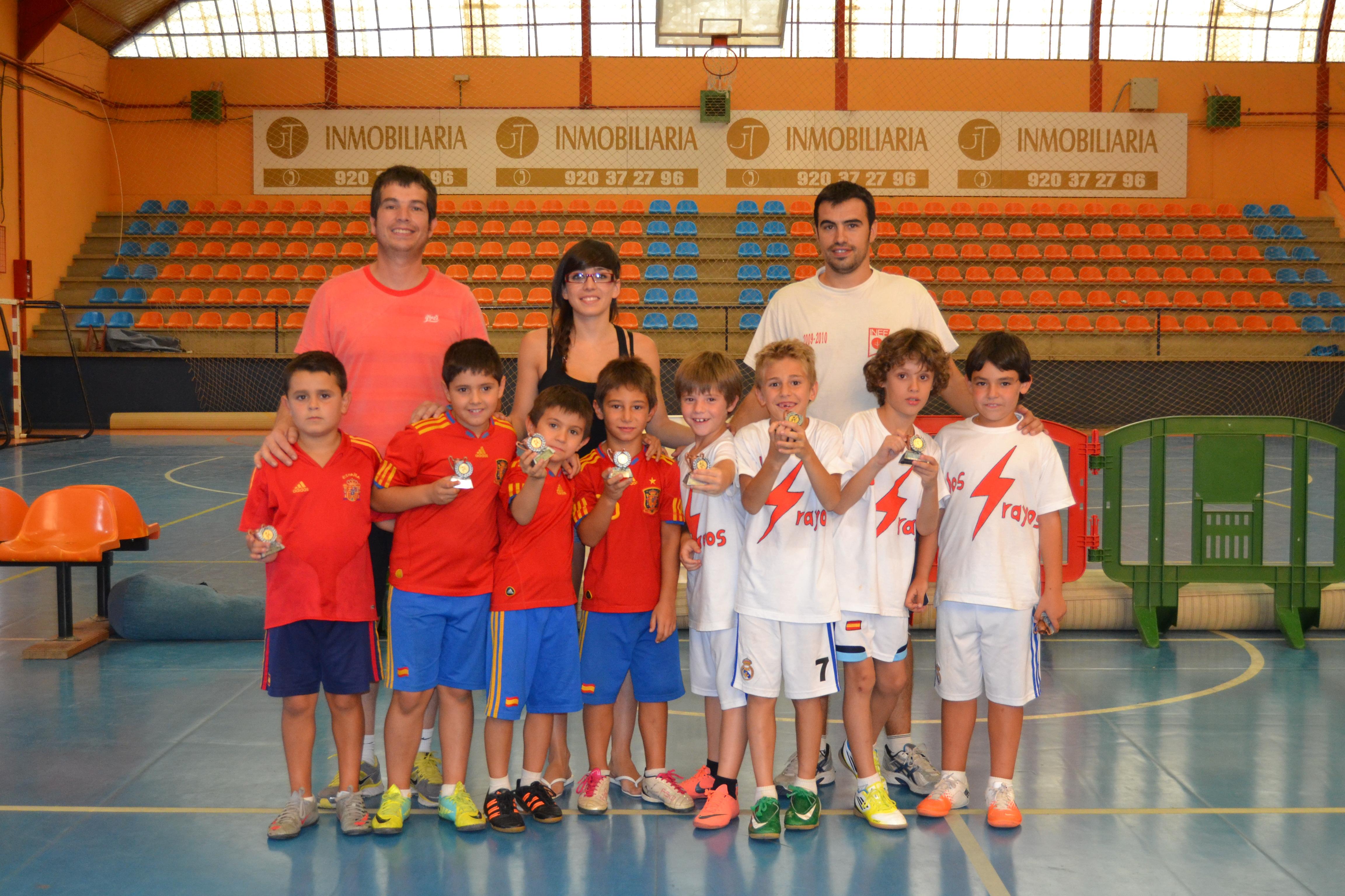 3x3 Fútbol 2012 - Arenas de San Pedro