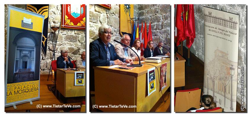 Presentación del Festival Luigi Boccherini de Arenas de San Pedro.