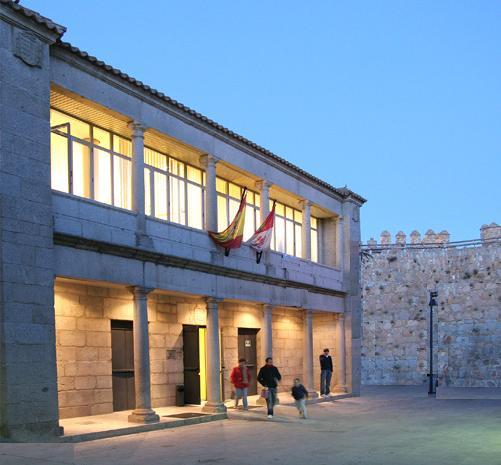 Biblioteca Pública de Ávila