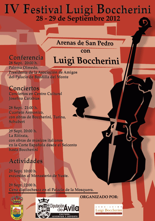 Cartel-final-Festival Luigi Boccherini