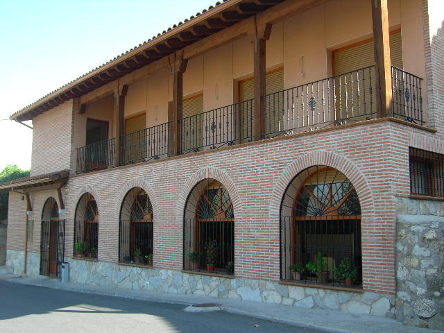 Centro de Día Inés López Silva de Santa Cruz del Valle
