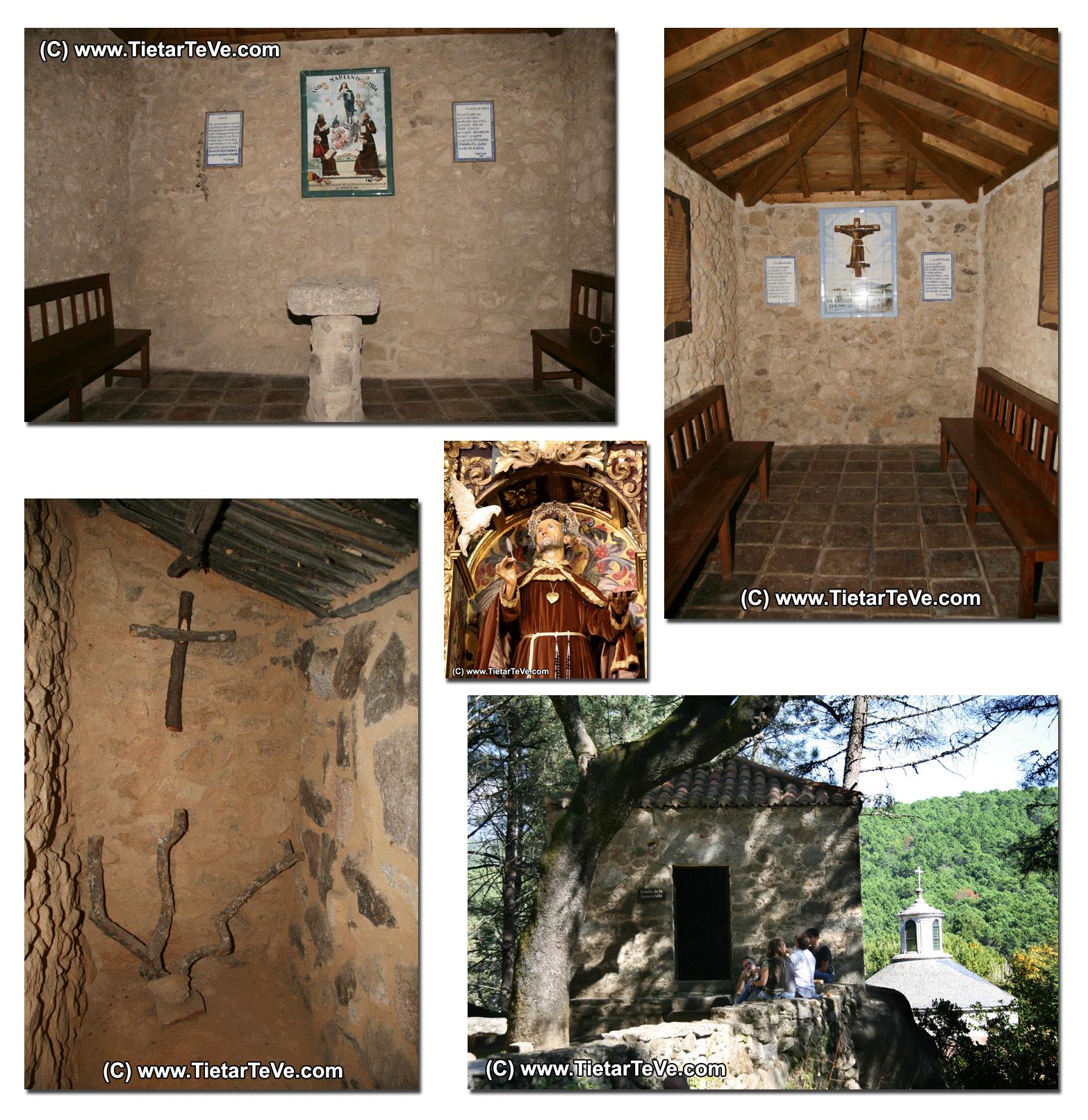 Composición Capillas Santuario de San Pedro de Alcántara